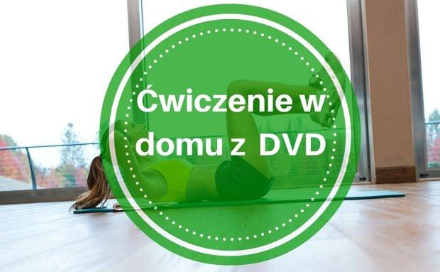 Ćwiczenie w domu z poradnikowym DVD