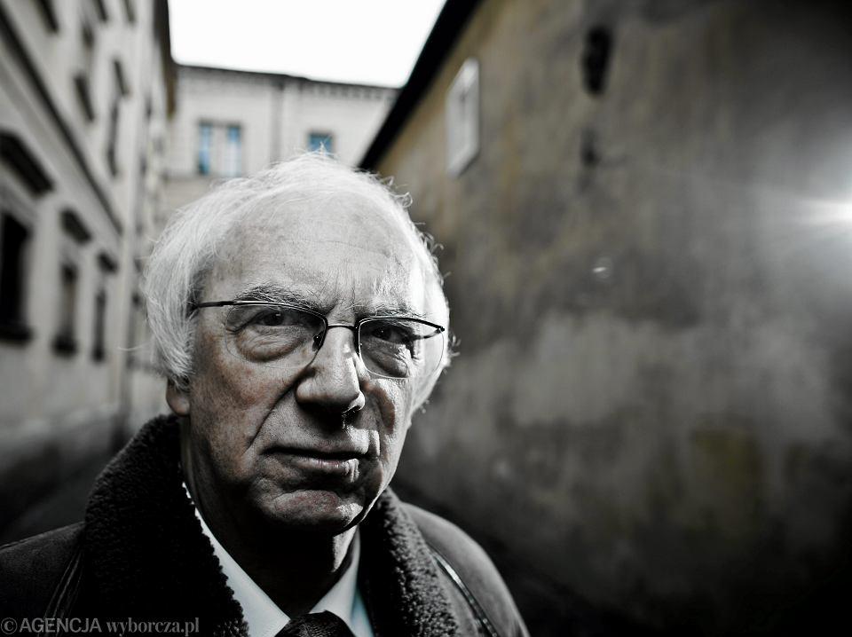 Jerzy Bahr nie żyje. Dyplomata, były ambasador Polski, miał 72 lata
