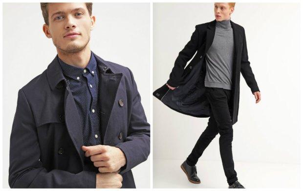 Męskie płaszcze - przegląd zimowych fasonów