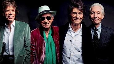Mick Jagger, Keith Richards, Ronnie Wood, Charlie Watts.