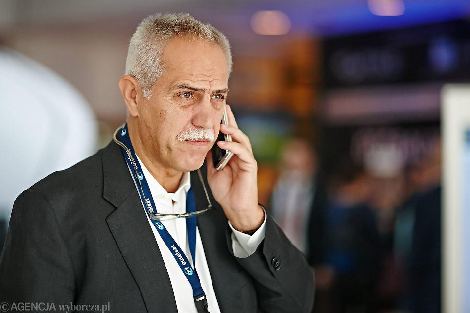 Właściciel telewizji Polsat Zygmunt Solorz Żak