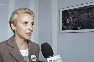 Joanna Scheuring-Wielgus: W Sejmie dochodzi do sytuacji seksistowskich