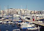 Grecja zabytki - port Pireus
