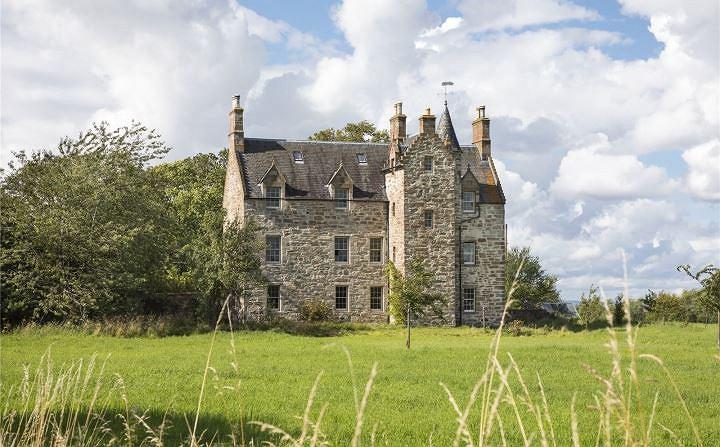 Illieston Castle