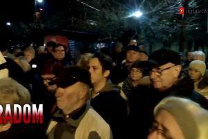 """""""Wolne sądy, wolne wybory, wolna Polska"""". Demonstracje w obronie sądów w całym kraju"""