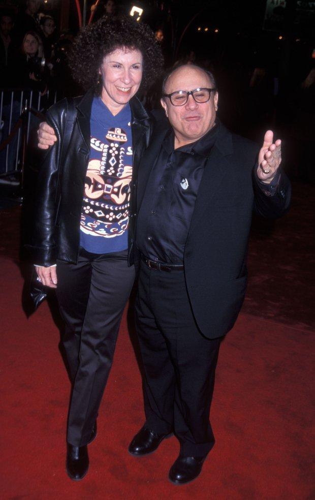 Rhea Perlman i Danny DeVito