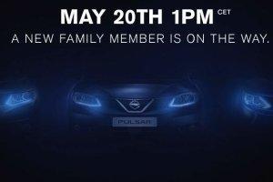 Pulsar | Nissan wraca do segmentu C
