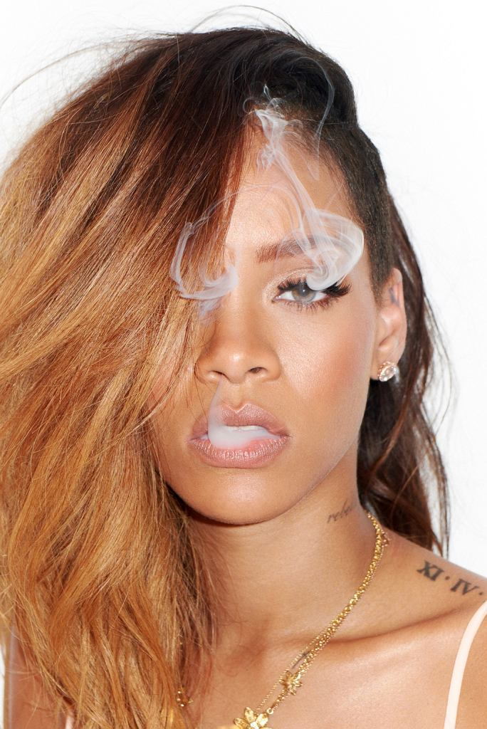 Zdj�cie numer 4 w galerii - Rihanna w