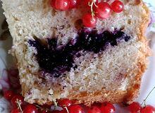 Pyszne drożdżowe ciasto jagodowe - ugotuj