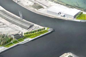 Bulwar i punkty widokowe. Tereny Portu Gdańsk będą dla mieszkańców