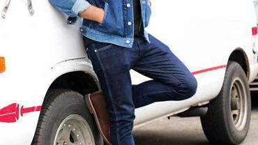 Męskie jeansy kultowych marek premium: Lee, Wrangler, Mustang. Hity na jesień