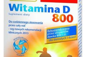 Doppelherz Activ Witamina D 800