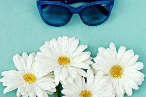 Pi�kne zdj�cia z okularami Vogue Eyewear! Podl�damy Instagram marki