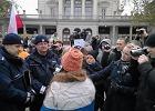 Pozna�: Policja chce kara� za solidarno�� z Ukrain�