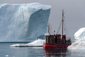Słońce chłodzi Grenlandię, nachodzi epoka lodowcowa? Zapomnijcie o tym