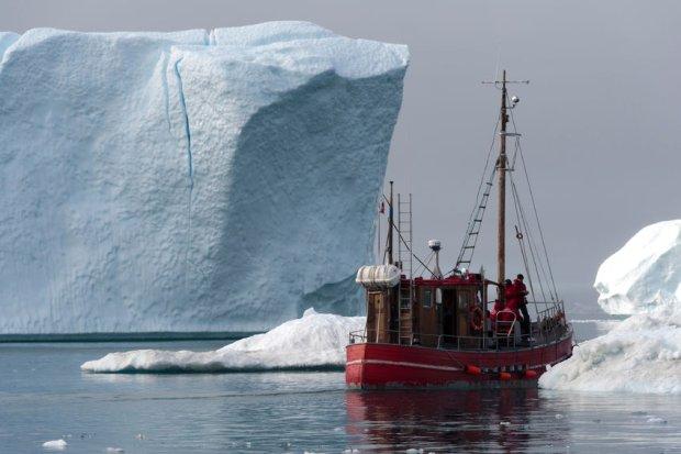 S�o�ce ch�odzi Grenlandi�, nachodzi epoka lodowcowa? Zapomnijcie o tym
