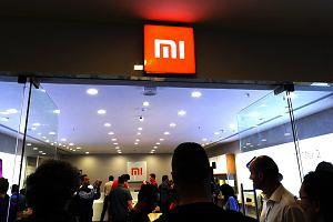 Sklep Xiaomi w New Delhi, Indie