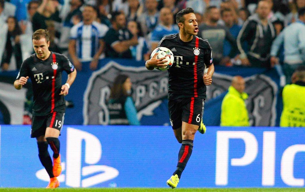 Bayern - Porto. Relacja na żywo