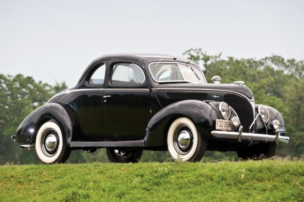1938 Ford V8 Coupe