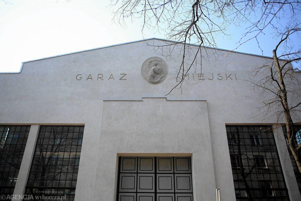 Nowy Teatr w Warszawie / JACEK MARCZEWSKI