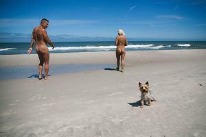 Chałupy welcome to. Reporterki Gazety na plaży nudystów