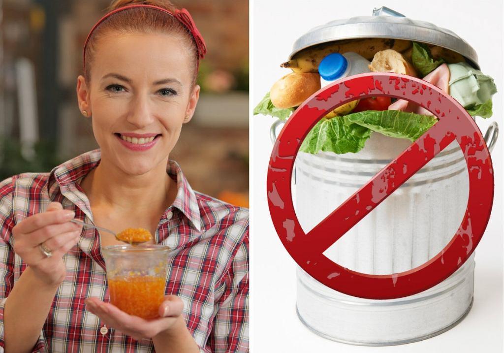 Jak nie wyrzucać jedzenia? Sprawdzone sposoby Mariety Mareckiej
