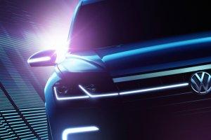 Salon Pekin 2016 | Nowy SUV Volkswagena | Potężna hybryda?