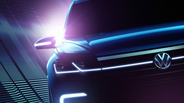 Salon Pekin 2016 | Nowy SUV Volkswagena | Pot�na hybryda?