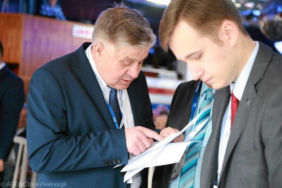 Regionalny zjazd PiS. Wybory przewodniczącego w Podlaskiem