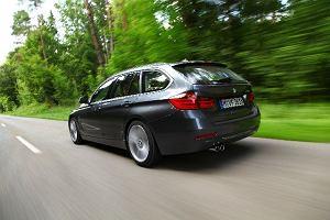 BMW 3 Touring - test   Pierwsza jazda