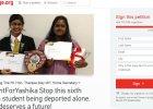 Wielka Brytania deportuje nastolatk� tu� przed matur�. Nie pomog�o 170 tys. podpis�w w jej obronie