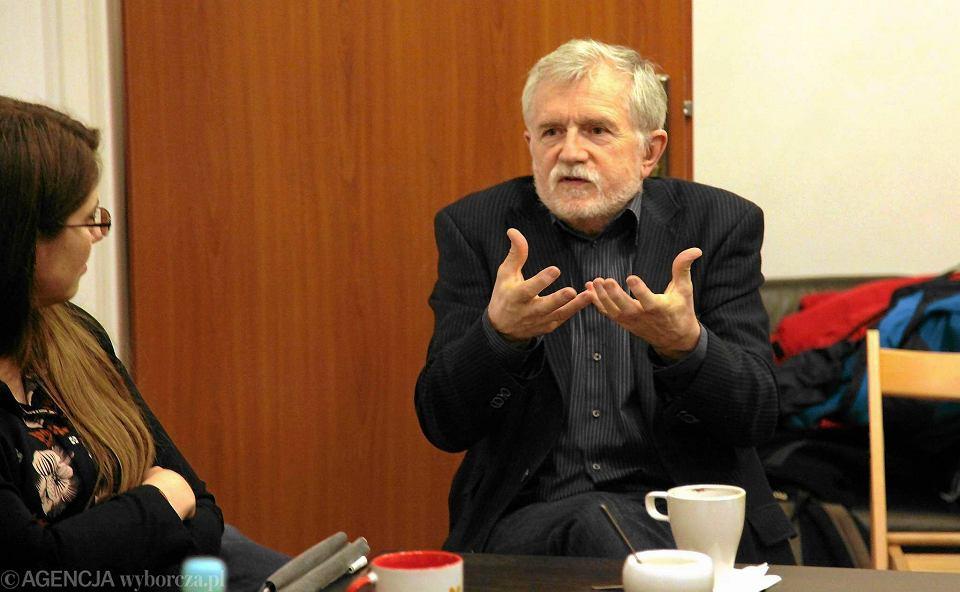 Cezary Morawski, dyrektor Teatru Polskiego we Wrocławiu