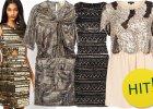 HIT: złoto i srebro na sukienkach