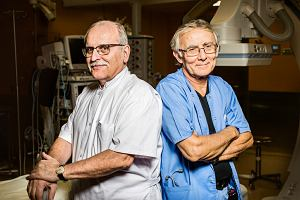 Operacja wady serca u dziecka: ręka nie ma prawa drżeć. Rozmowa z prof. Rudzińskim i prof. Skalskim ze szpitala w Prokocimiu