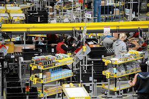 Przed świętami zatrudnią 10 tys. osób. Amazon zaprasza