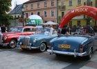 Mercedesem po Wi�le | Na Starym Rynku w P�ocku