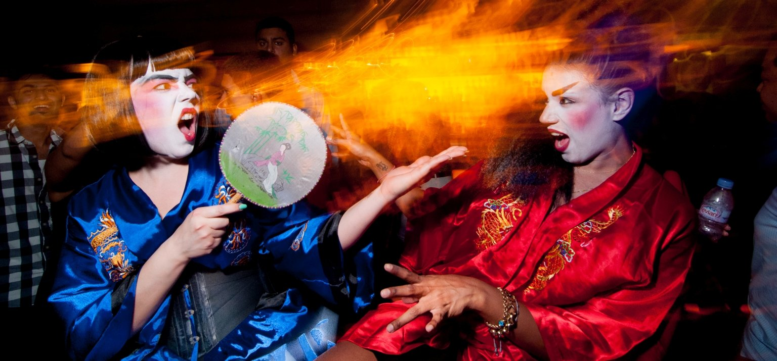 Impreza w klubie Cielo, Nowy Jork
