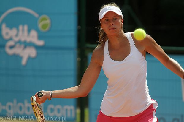 Tenis. Spadek Magdy Linette w rankingu tenisistek WTA