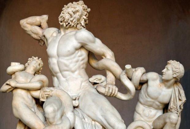 Dlaczego Zeus miał małego penisa? Czyli skąd wzięły się malutkie przyrodzenia starożytnych rzeźb [ZDJĘCIA]