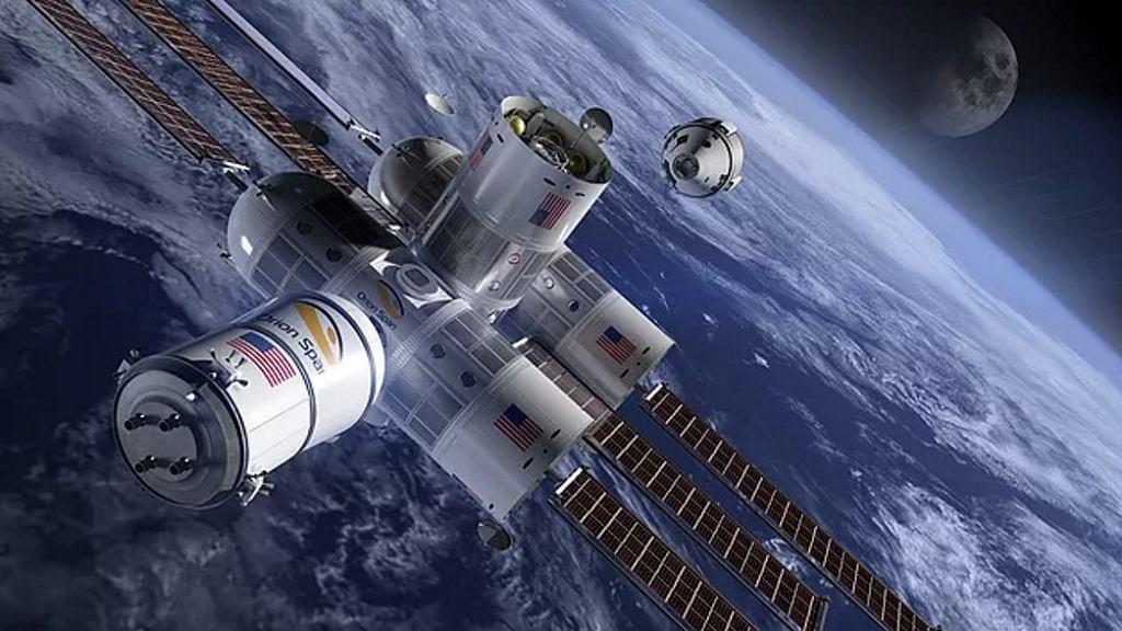 Stacja Aurora - kosmiczny luksusowy hotel - ma przyjąć pierwszych gości już w 2021 roku
