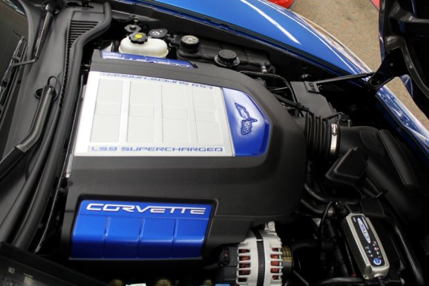Chevrolet Corvette C6 / fot. Piotr Sielicki