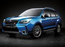 Subaru Forester tS | Lubiany SUV na ostro