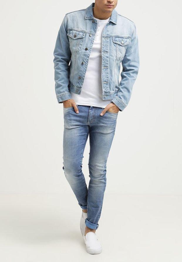 2e550e30329ee Zdjęcie numer 8 w galerii - Męskie kurtki dżinsowe: wielki powrót