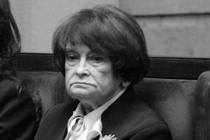 Pogrzeb Jadwigi Kaczy�skiej z manifestacj�