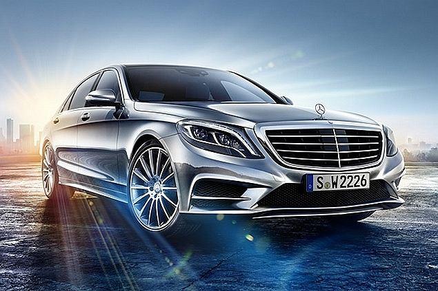 Mercedes Klasy S (W222)