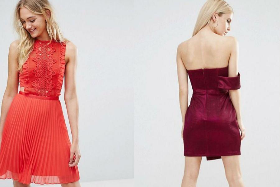 52364b398a Tanie sukienki wieczorowe - piękne modele na każdą kieszeń