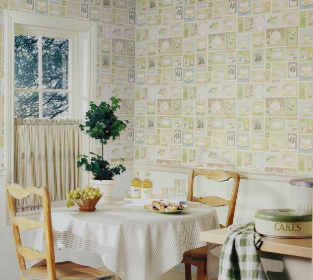 tapety do kuchni wzory na dobry apetyt zdjęcie nr 6