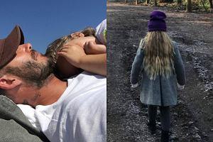 David i Harper Beckham