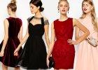 Pi�kne sukienki na wigili� i �wi�ta - nasz wyb�r [40 propozycji]