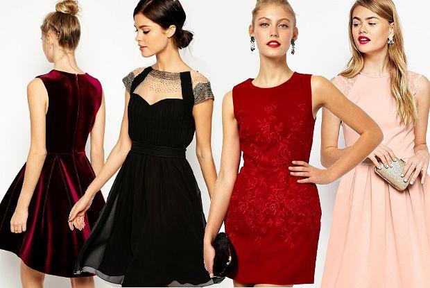 2b6db0e191 Piękne sukienki na wigilię i święta - nasz wybór  40 propozycji